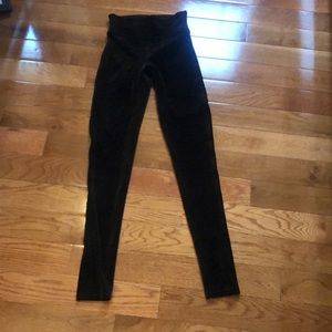 Velvet spanx leggings